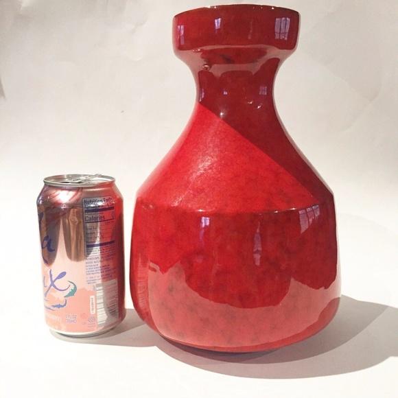 MCM rosenthal-netter art pottery pitcher or vase